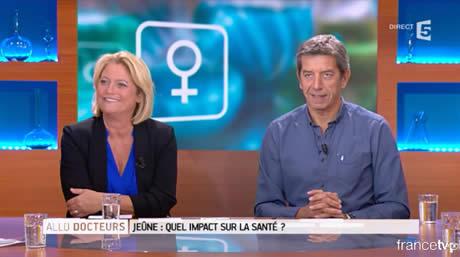 France 5 Jeûne et Randonnée - Santé