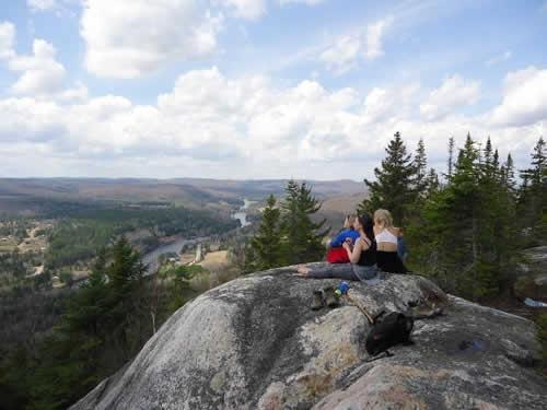 Jeûne et Randonnée Québec