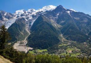 Chemin de la santé - Chamonix