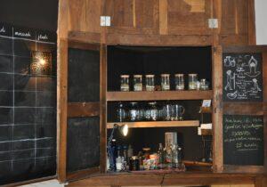 Le bar à tisanes