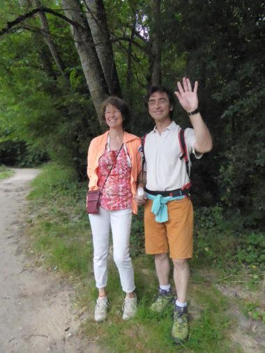 Valérie et Jérôme