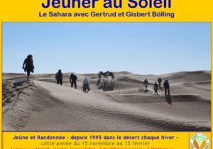 La rando dans le Sahara