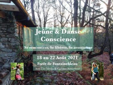 Jeûne Danse Conscience